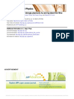 Thin Films - Journal of applied physics