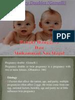 Pregnancy Doubles (Gemelli)