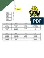 3v3 Leaderboard