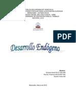 DESARROLLO ENDOGENO (1)