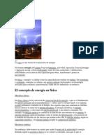 Energía.tema de exposicion de quimica