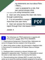 Soal & Jawab SAP Fundamental 5