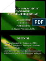 Androgen Insensitivity Syndrome Referat