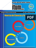 Revista Infinitum Jun. 2012. Vol. II. N° 1