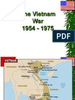 The Vietnam War Powerpoint