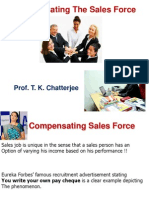 Compensating The Sales Force.ppt