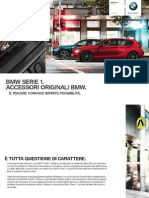 Serie 1 2012 Accessori