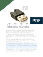 La especificación USB 1