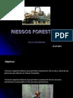 RIESGOS FORESTALESclase2