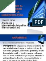 Aproximacion Al Metodo Teorico Practico de La Homeopatia Ppt