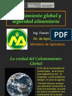 5. Calentamiento Global y Seguridad Alimentaria.