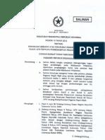 PP No 19 Th 2013 Tentang Pemberhentian PNS
