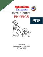 Physics for 2nd Grader