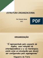 2. ESTRUTURA ORGANIZACIONAL