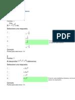 Revision de Presaberes Calculo Diferencial