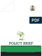 Abuja 12 Policy Briefs