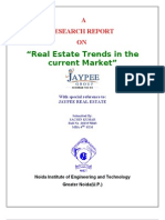 Real Estate Trends in the Current Market in JP