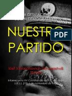 La Desviación Socialdemócrata en Nuestro Partido - Stalin