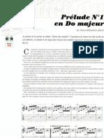 Prelude Bach