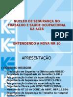 Nr10 e Profissional Habilitado Ppt
