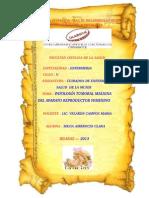 Patologia Tumoral Benigna Del Aparato Reproductor Femenina