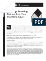 Mortgage Servicing - Know Your Rights
