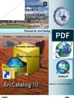 Tutorial de Arccatalog