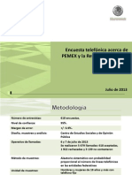 12-Encuesta Pemex Julio2013