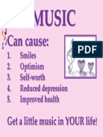 Music Can Cause