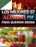 57 Alimentos para quemar grasa.pdf