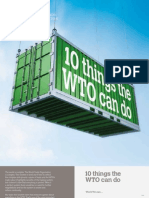 10 Things Wto Can Do