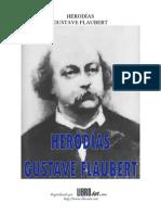 Herodías,GUSTAVE FLAUBERT