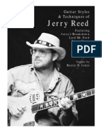 Buster b Jones Guitar Styles and Techniques of Jerry Reed