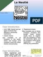 Nestle Case