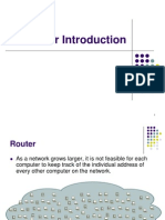 Router Introduction 1