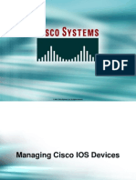 Manage Cisco IOS Device 5