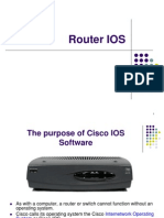 Router IOS 2