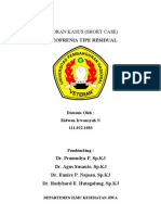Psikiatri RSAL Shortcase