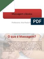 Efeitos Da Massagem