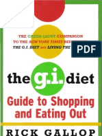 Rick Gallop - The GI Diet Guid