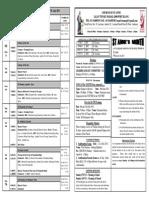 StAnne PK Bulletine