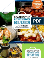 Beating the Lunch Box Blues by J.M. Hirsch (excerpt)