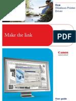 Oce Windows Printer Driver Installation Guide.pdf