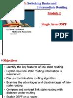 Cnap 3 02 Single Area OSPF