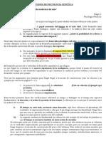 Piaget. Estudios de psicología genética 2