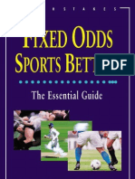 Fixed Odds Sports Betting (Gnv64)