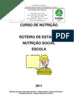 3 g _roteiro de Escola_ 2011