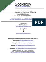 I Creation of Wellbeing in Alternative Medicine1