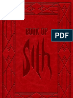 Star Wars Book of Sith