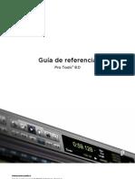 Pro Tools - Guia de Referencia